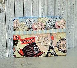 Iné tašky - Retro kabelka do ruky - 9058230_