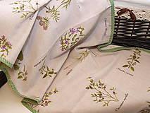 Úžitkový textil - ...štóla  herbár... - 9054623_