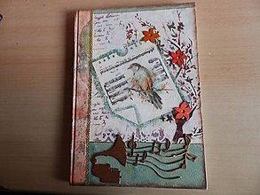 Papiernictvo - vtáčí spev - 9054971_