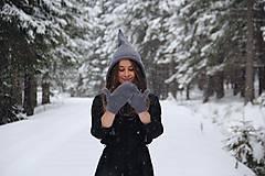 Šaty - Katarína šaty (NA MIERU - Modrá) - 9062941_