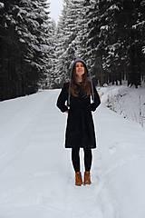 Šaty - Katarína šaty (NA MIERU - Modrá) - 9062957_
