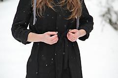 Šaty - Katarína šaty (NA MIERU - Modrá) - 9062972_