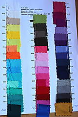 Sukne - Sukne jednobarevná vz.491(více barev) - 9062422_