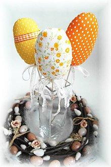 Dekorácie - Veľkonočné vajíčka - 9060293_