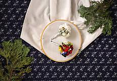 Pierka - Folk pierko pre ženícha - 9063679_