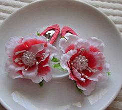 Ozdoby do vlasov - Pukačky Flower No. 4 - 9061264_