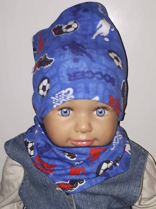 506ba1ea3ee6 Detská čiapka+nákrčnik   jjduda - SAShE.sk - Handmade Detské čiapky