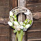 - Veľkonočný venček na dvere - 9060135_