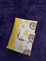- Plienkovník (obal na plienky) (Žltá) - 9061154_