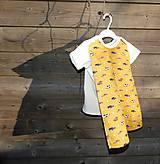 Detské oblečenie - Tričko pre superhrdinu - autá - 9064113_