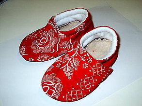 Topánočky - capačky VD 15 skladom - 9062424_