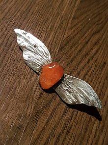 Odznaky/Brošne - Anjelské krídla 18_01 - 9063872_