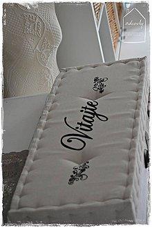 Úžitkový textil - Sedák na objednávku  - 9059062_