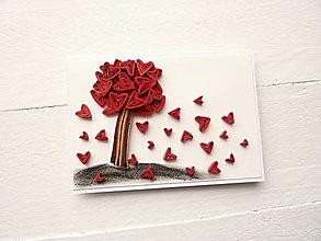 Papiernictvo - svadobné pohľadnica -  na želanie - 9062988_