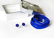 Sady šperkov - Kožený set - 9066730_