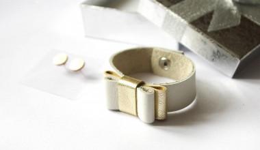 Sady šperkov - Kožený set - 9066354_