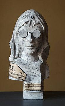 Socha - Lennon busta - 9068394_