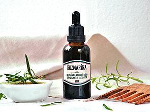 Drogéria - Rozmarína - intenzívna vlasová kúra (50 ml) - 9064598_