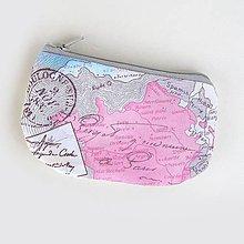 Peňaženky - Malá peňaženka Paríž - 9067600_