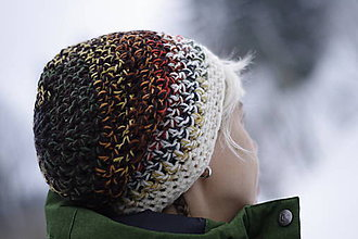 Čiapky - keď pôjdeš zimným lesom:) čiapka - 9066828_