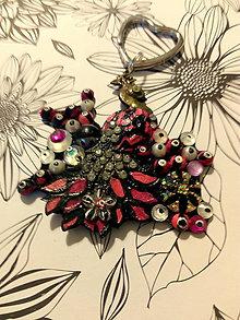 Iné šperky - Prívesok na kabelku Fashion 470 - 9068565_