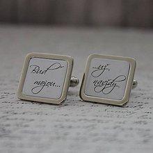 Šperky - Buď mojou už navždy - 9068426_