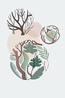 Grafika - Botanic Love - 9064282_