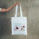 Nákupné tašky - Taška: Makové pole - 9066333_