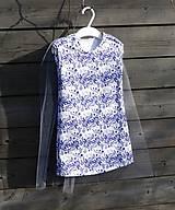 Detské oblečenie - Šaty s vlečkou - folk - 9064148_