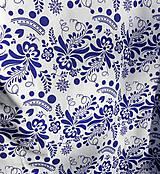 Detské oblečenie - Šaty s vlečkou - folk - 9064150_