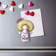 Drobnosti - Doll magnet - 9069000_