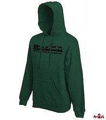 Oblečenie - Wildlings - hoodie - 9065921_