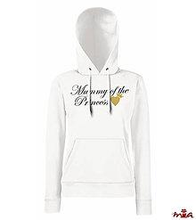 Mikiny - Mummy of princess - hoodie - 9067341_