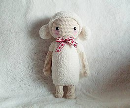 Hračky - Ovečka (lupo the lamb) - 9066904_