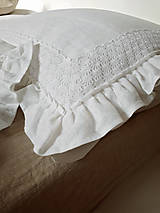 - Ľanové posteľné obliečky Temptation - 9068364_