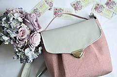 Elessia (strieborno-ružová)