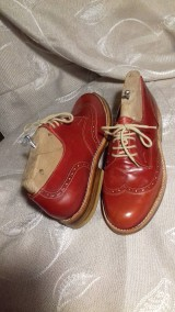 Obuv - Dámské topánky hand made velkosť 36-43 - 9072546_