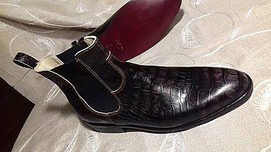 Obuv - Pánské topánky - 9072440_
