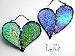 Dekorácie - dekorácia srdce - 9072061_