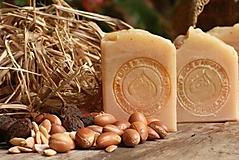 Drogéria - Arganové pohladenie prírodné mydlo 100g - 9069541_