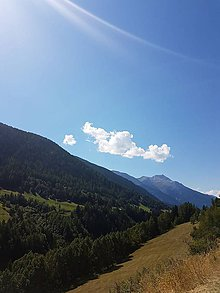 Fotografie - Príroda Alpy okolie Ženeva, Švajčiarsko (03) - 9073559_