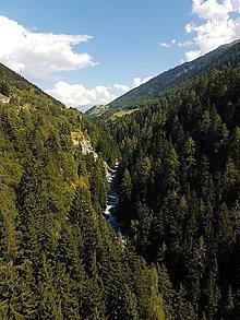 Fotografie - Príroda Alpy okolie Ženeva, Švajčiarsko (07) - 9073575_