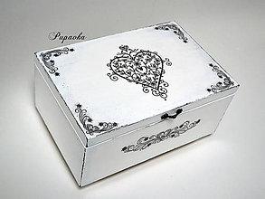 Krabičky - Srdce od teba - 9071143_