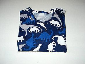 Detské oblečenie - body dino - 9071285_