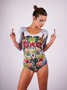 Topy - FLOWER POWER - body - 9073127_