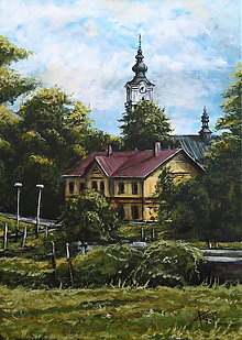 Obrazy - Poprad-Veľka I. - 9072226_