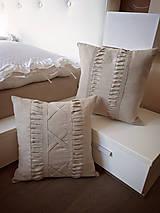 Úžitkový textil - Obliečka na vankúš Purity - 9072716_