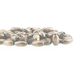 Korálky - Drevené korálky- 10 ks - 9076428_