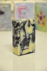 Drogéria - Nevesta hôr, PríRODné mydlo s aktívnym uhlím na akné a problematickú pleť - 9075250_