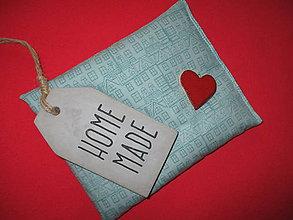 Úžitkový textil - ...všade dobre, doma naj.... - 9074457_